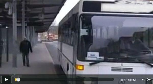 Reichsdeutscher Busfahrer