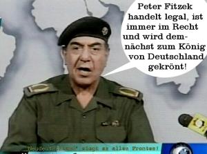 Desinformationsminister