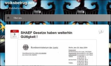 shaef-gesetze