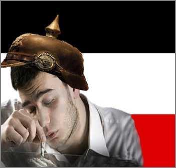 Reichsbürger im Drogenrausch