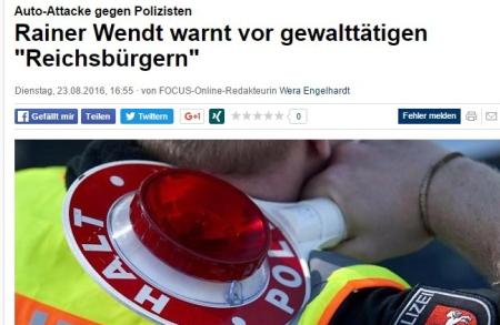 Reichsbürger-Terror