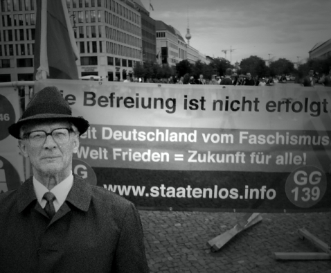 DDR-Reichsbürger Rüdiger Hoffmann