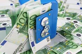 Veruntreutes Geld